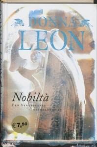 Een Venetiaanse misdaadroman Nobiltà