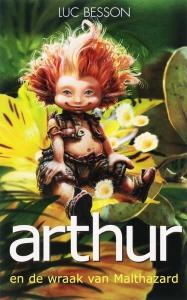 Arthur en wraak van Maltazard