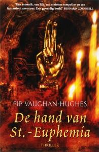 De hand van St. Euphemia