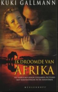 Ik droomde van Afrika Film editie