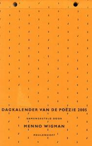 Dagkalender van de poezie