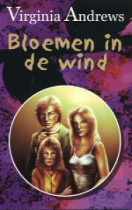 Bloemen in de wind