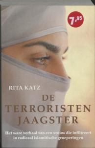 Zilver Pockets De terroristenjaagster