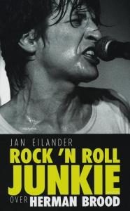 Rock 'n roll junkie over Herman Brood
