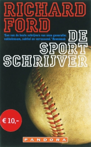 De sportschrijver