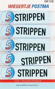 Vijf strippen