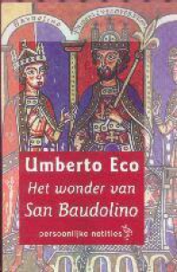 Wonder san baudolino (voorpublicatie
