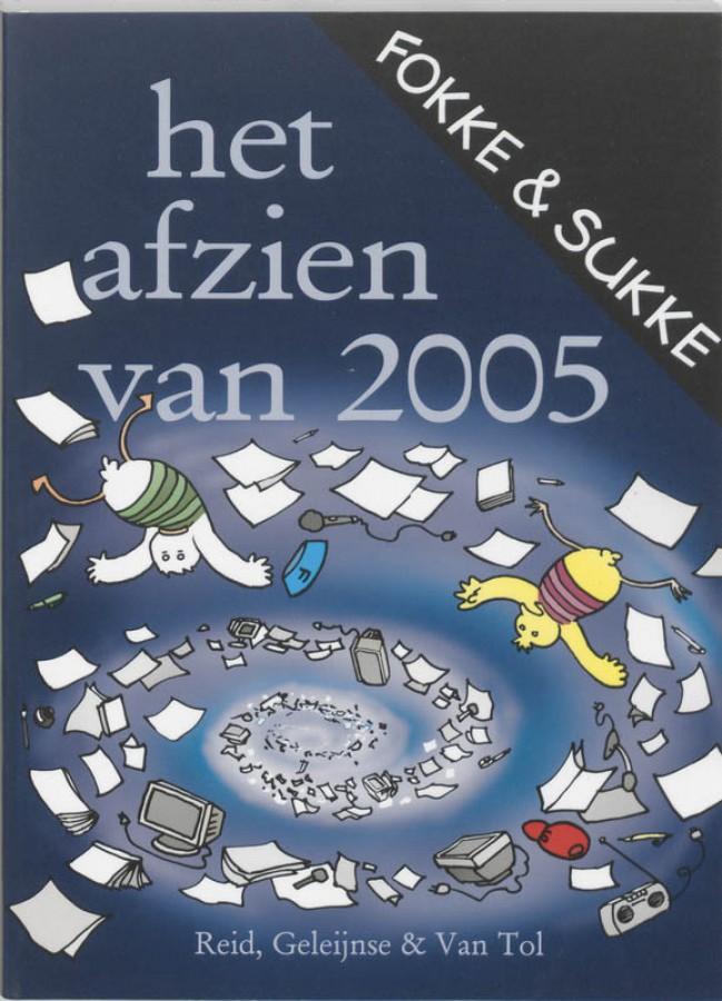 Fokke & Sukke Het afzien van 2005