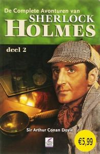 De complete avonturen van Sherlock Holmes 2