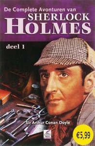 De complete avonturen van Sherlock Holmes 1