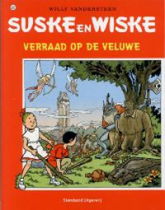 Suske en Wiske 285 verraad op de Veluwe
