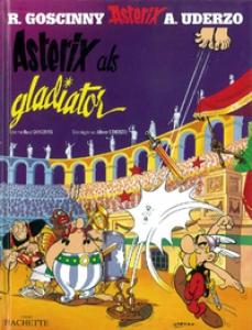 Asterix als gladiator - hardcover