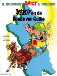 Asterix en de ronde van gallie - hardcover
