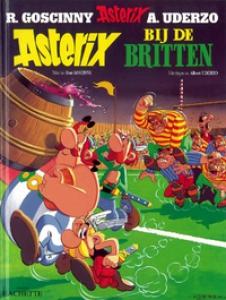 Asterix bij de britten - hardcover