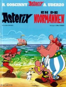 Asterix en de noormannen - hardcover