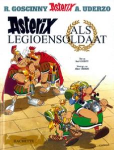 Asterix als legioensoldaat - hardcover
