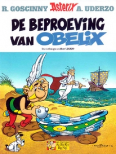 Asterix 30: De beproeving van Obelix