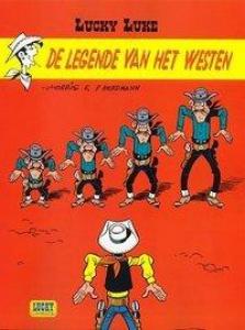 Lucky Luke A71: De legende van het Westen