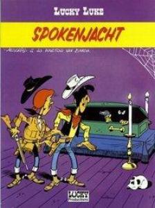 Lucky Luke A62: Spokenjacht