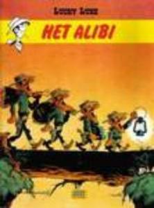 Lucky Luke 28: Het alibi