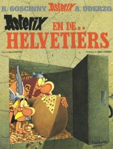 Asterix 16.  asterix en de helvetiers