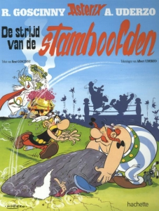 Asterix 7. de strijd van de stamhoofden