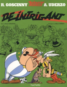 Asterix 13. de intrigant
