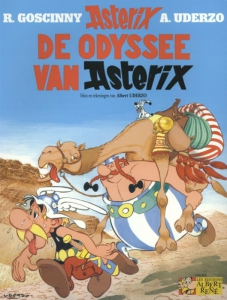 Asterix 26. de odyssee van asterix