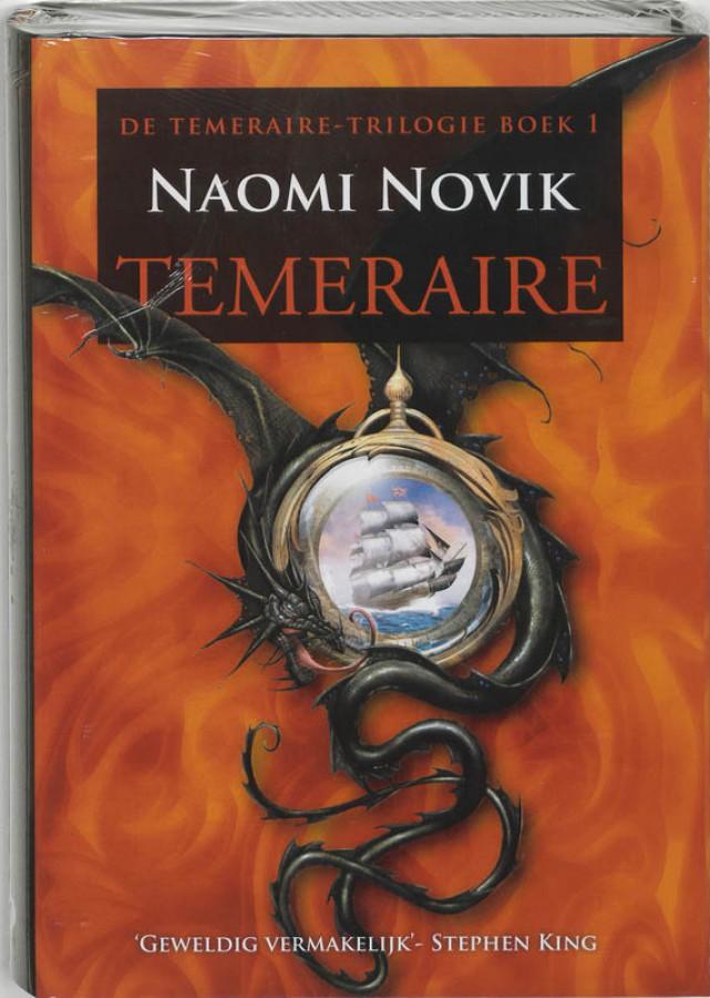 De  trilogie 1 Temeraire