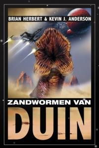 Zandwormen van Duin