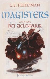 Magisters 1 Het zielenvuur
