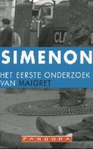 Het eerste onderzoek van Maigret