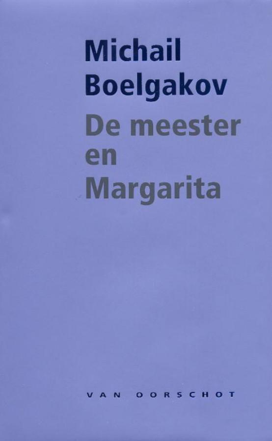 De meester en Margarita - midprice hardcover