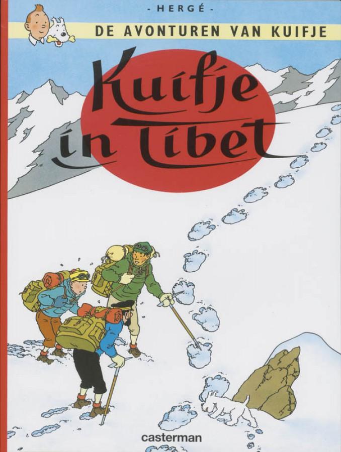 De avonturen van Kuifje 19: Kuifje in Tibet