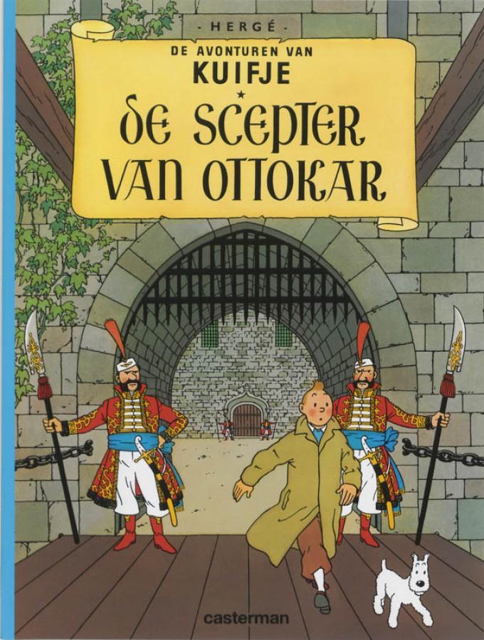 De avonturen van Kuifje 7: De scepter van Ottokar