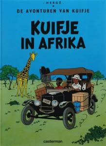 De avonturen van Kuifje 1: Kuifje in Afrika