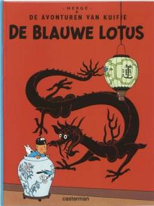 De avonturen van Kuifje 4: De blauwe lotus