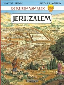 De reizen van Alex Jeruzalem