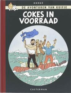 De avonturen van Kuifje 18: Cokes in voorraad