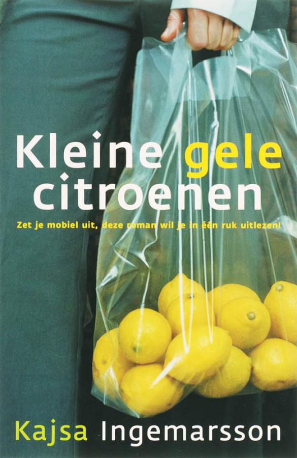 Kleine gele citroenen