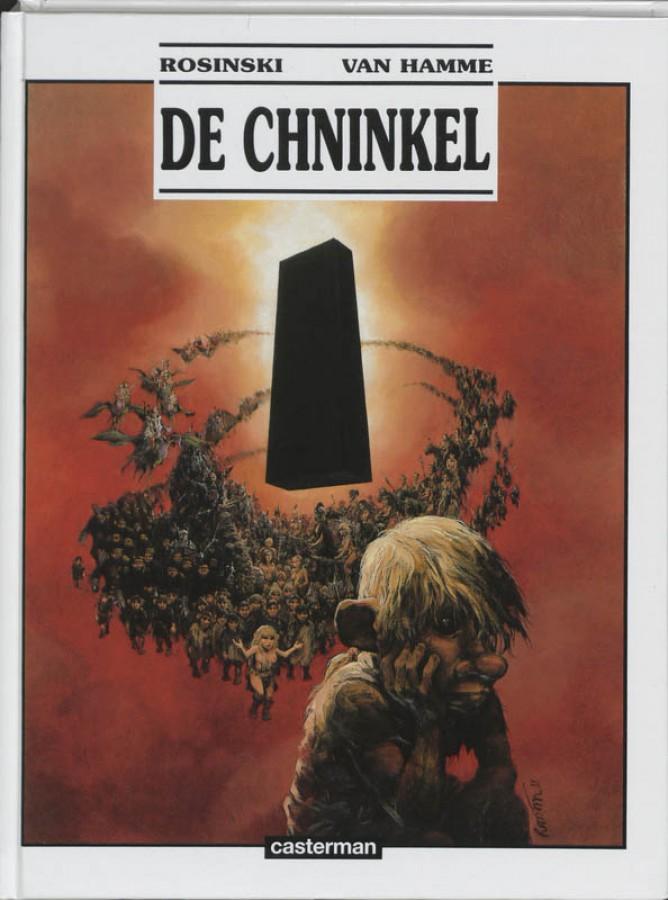 De Chninkel (zwart-wit)