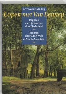 De zomer van 1823. Lopen met Van Lennep