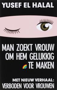 Rainbow pocketboeken Man zoekt vrouw om hem gelukkig te maken