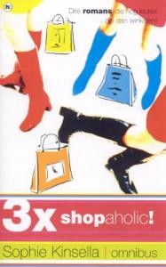 3 x shopaholic!
