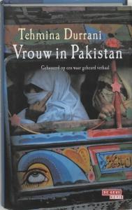 Vrouw in Pakistan