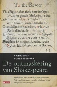 De ontmaskering van Shakespeare