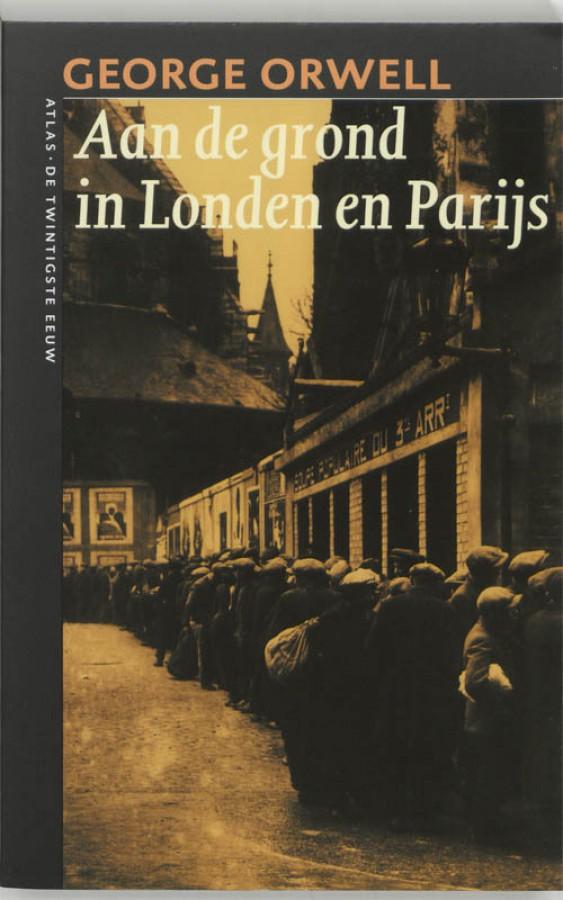 De twintigste eeuw Aan de grond in Londen en Parijs
