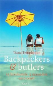 Backpackers en butlers