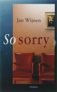 So sorry