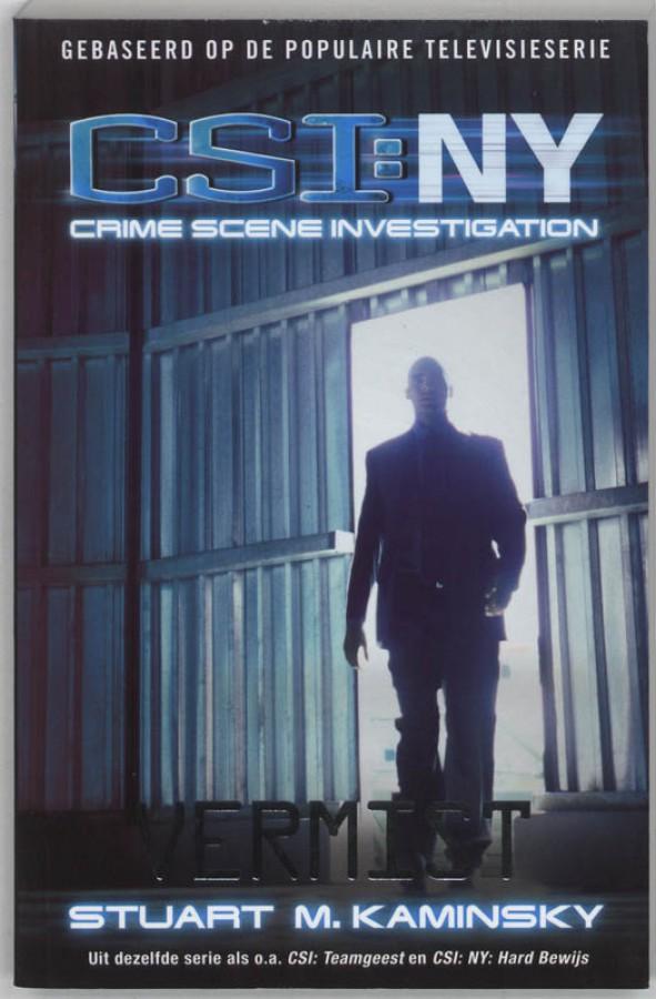 CSI New York Vermist